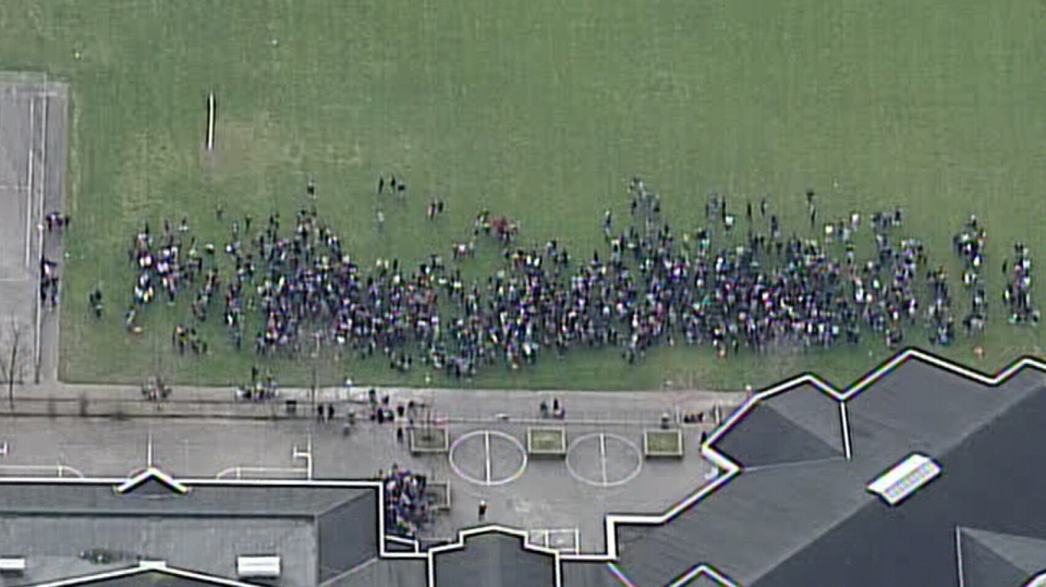 Bomb threat forces evacuation of Coquitlam high school  CTV Vancouver News