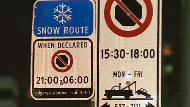 Snow Route Parking Ban Lifted As Crews Complete Clearing