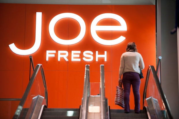 Joe Fresh Locations Vancouver