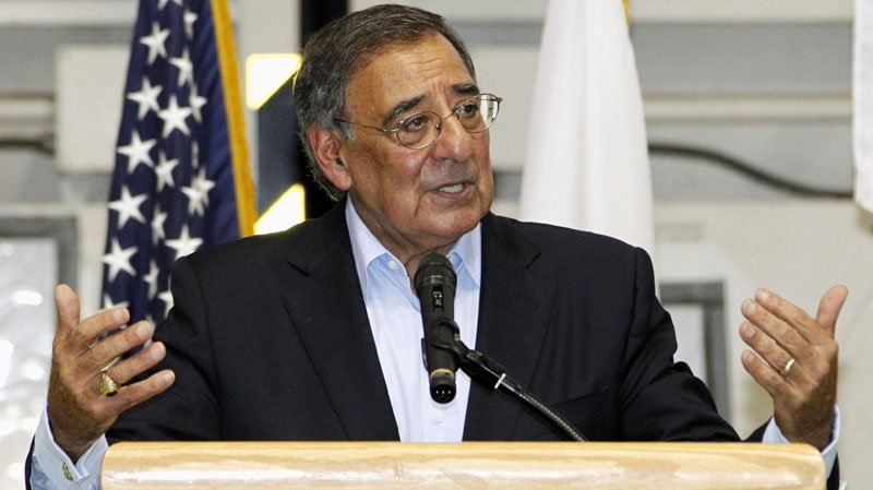 Panetta praises Chinese reaction to Taiwan arms sale | CTV News