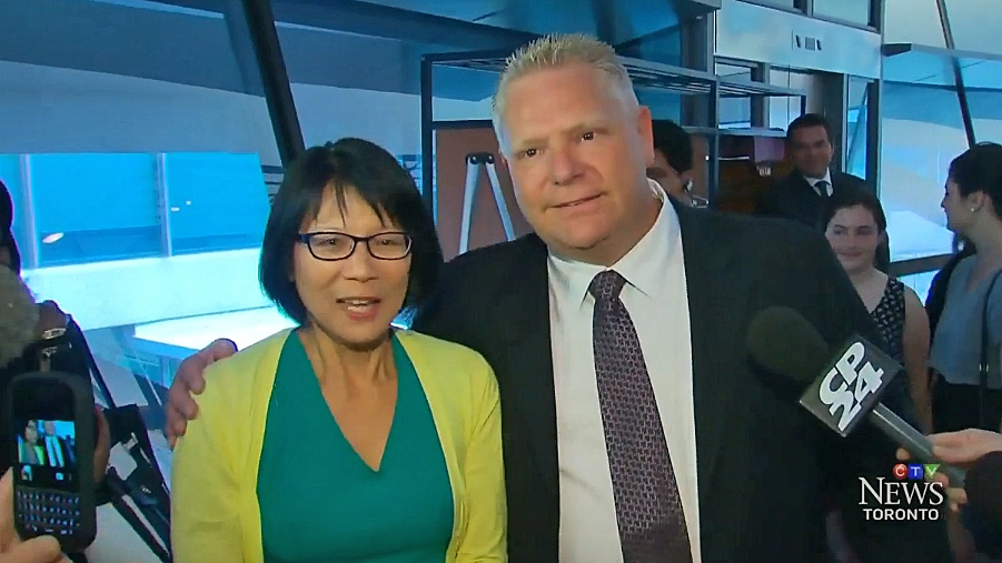 Mayoral Candidate Olivia Chow Would Shorten Campaign