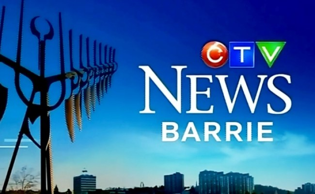 Live Watch Ctv News At Six Ctv Barrie News