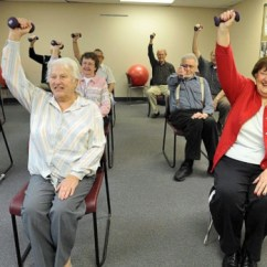 Chair Yoga For Seniors Log Baby High Test Can Give Clue One's Chances Of Dying In Next 10 Years | Ctv News