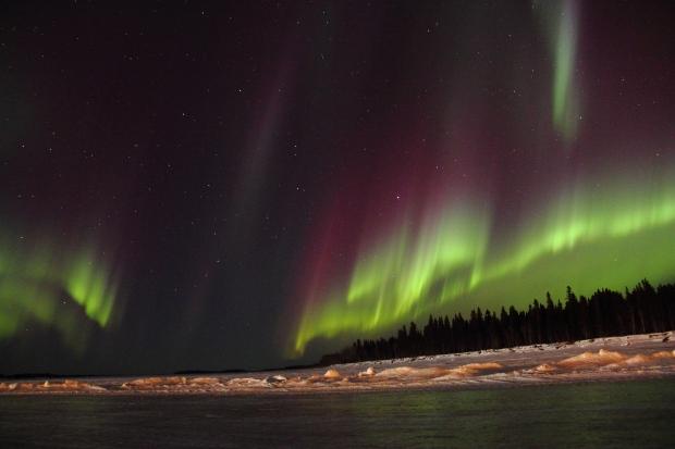 Northern Lights Forecast Edmonton