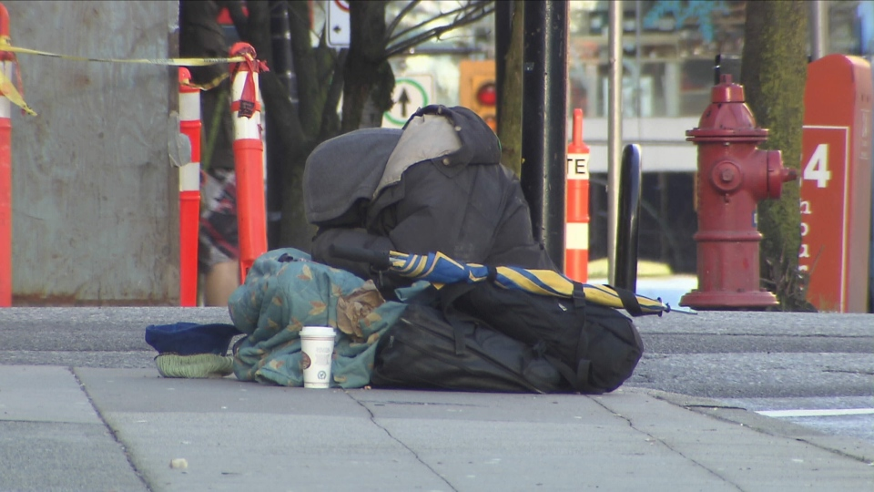 Vancouver mayors promise to end street homelessness by 2015 fails  CTV Vancouver News