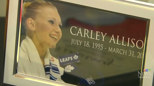 Memorial Held For Girl Who Died Of Cancer At 19 CTV News