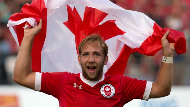 Canada wins gold in Rugby