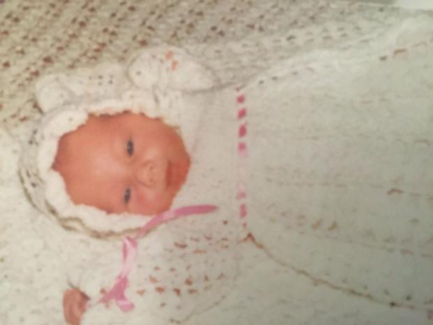Julie Levenhagen as Baby Agathe
