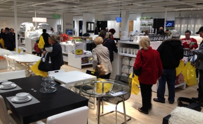 Ikea Pick Up Point Location In London Now Open Ctv News