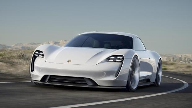 Porsche Greenlights Mission E Its First Green Supercar