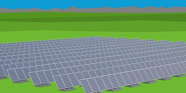 A new solar farm for the prairies