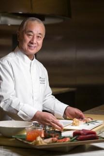 Celebrity Chef Nobu Matsuhisa Talks Newest Paris