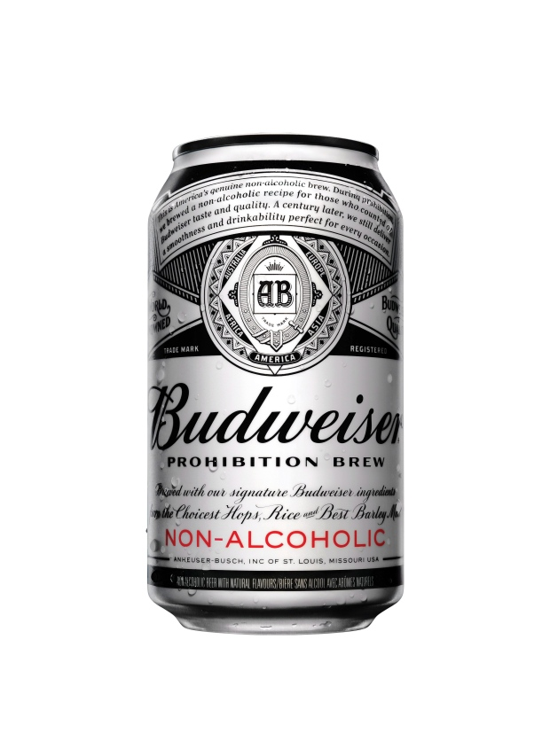 Budweiser Targets Non Alcoholic Beer Market With