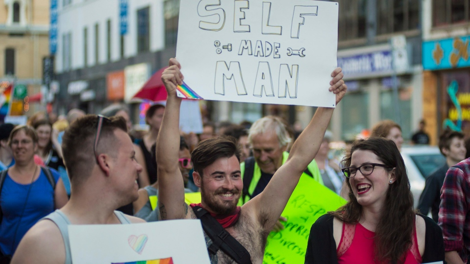 Toronto Trans March highlights discrimination barriers