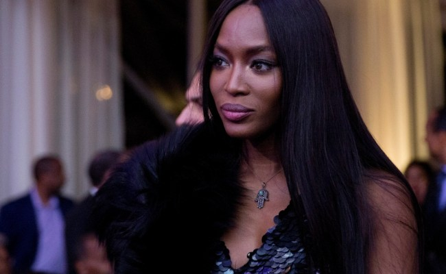 Naomi Campbell Reveals She Was Almost Robbed In Paris