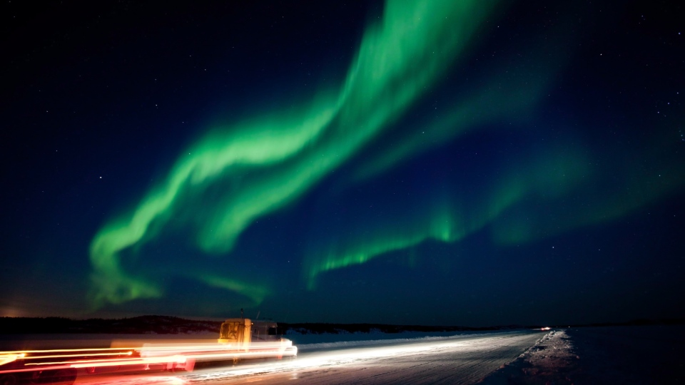 Best Location Northern Lights