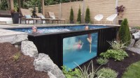 Pools made from shipping containers make a big splash ...