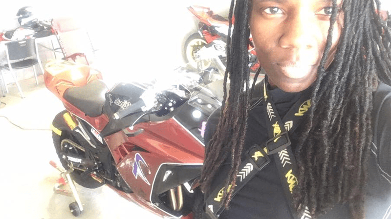 Motorcycle Racer Killed