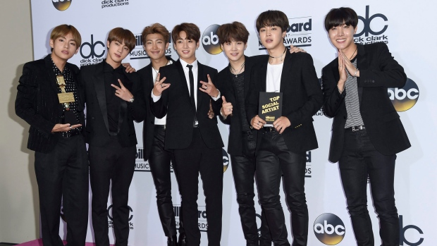 Jpop Girl Groups Wallpaper Who Are Bts 5 Things To Know About The Korean Boy Band