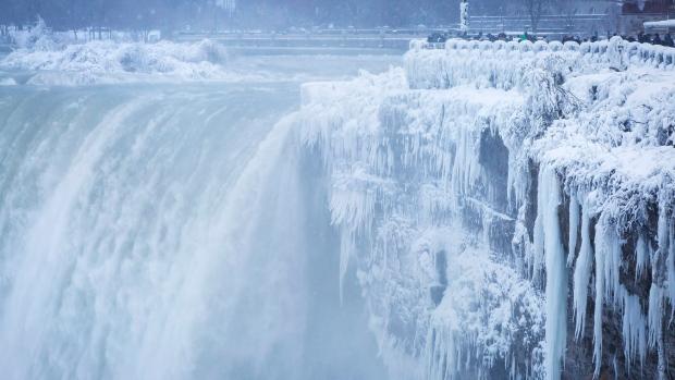 Niagara Falls Webcam Ontario Parks