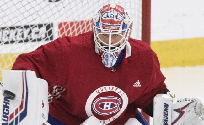 Keith Kinkaid Gets The Nod As Habs Start Tough Stretch Of
