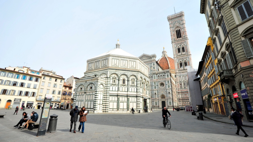 Manitobans trapped in Italy lockdown not worried about COVID-19 ...