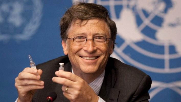 Coronavirus: Bill Gates' daughter jokes about COVID-19 vaccine conspiracy  theory | CTV News