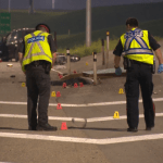Motorcyclist dead after being hit by minivan along Deerfoot Trail near Calgary's south end 💥😭😭💥