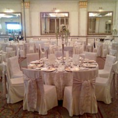 Wedding Chair Covers Doncaster Cover Rentals Boston Ma Decor Favours And Co Champagne Cloths Linens