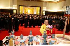中臺禪寺九十三年度盂蘭盆法會