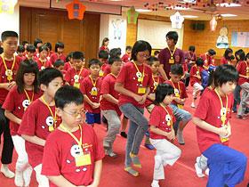 普竺精舍九十九年度暑期兒童禪修營