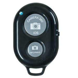Selfie Bluetooth Shutter For IOS And Android Devices