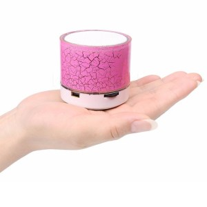 Bluetooth Wireless Portable Music Speaker Sound Box Subwoofer TF USB SD Port