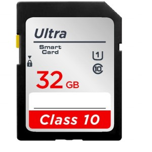 32gb SD Memory Card for camorders and cameras faster speed class 10