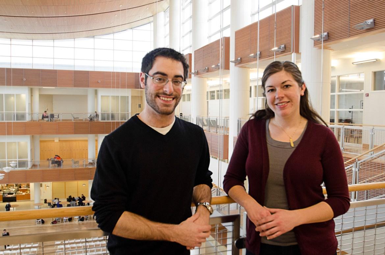 Steve Heiss and Erin Harper/Founders of CU-Garden