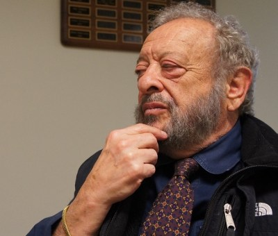 Alan Kalmanoff, Executive Director of the Institute for Law and Policy Planning