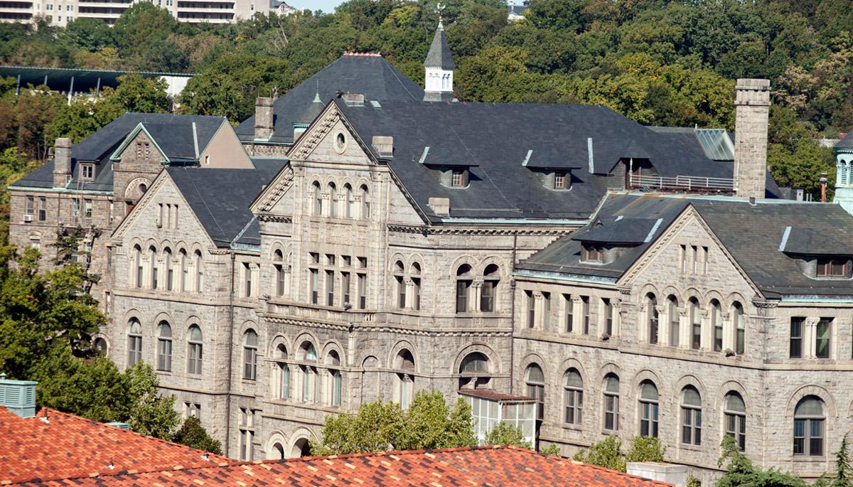 At a Glance  The Catholic University of America  CUA
