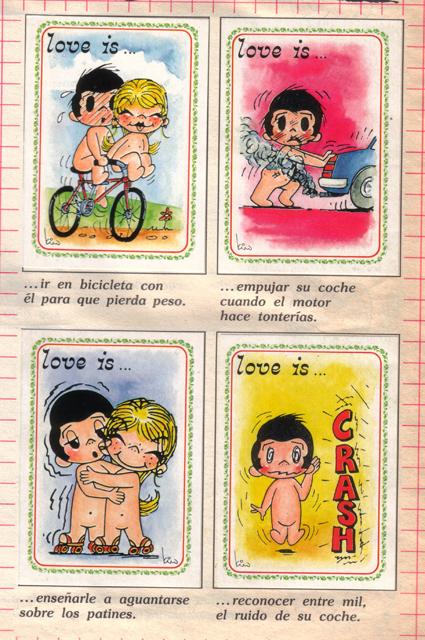 album amor es love is 2
