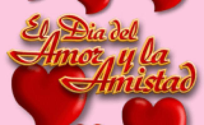 Día Del Amor Y La Amistad 2018 Colombia