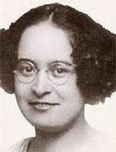 Amparo Poch y Gascón, de Mujeres Libres