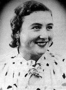 Sara Berenguer, anarquista de Mujeres Libres.