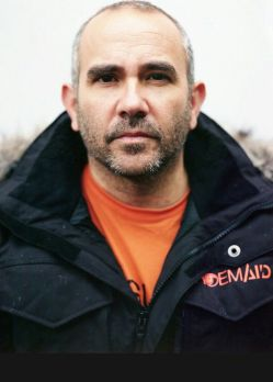 Manolo Blanco, vicepresidente de Proem-Aid./