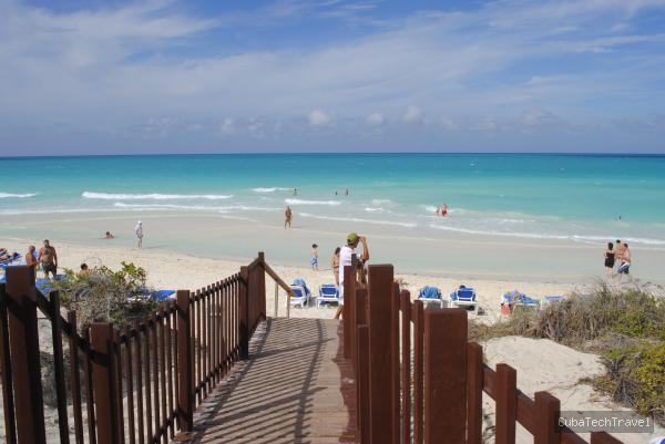 Playa Cayo Santamaría