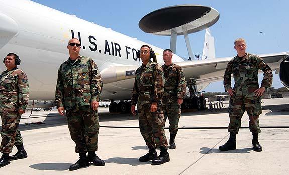Iniciada la retirada de Estados Unidos de la Base de Manta