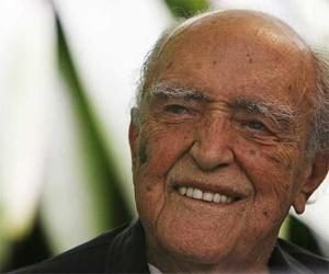 Oscar Niemeyer, arquitecto brasileño