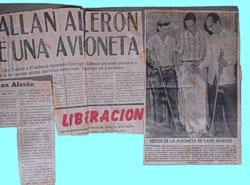 Camilo Cienfuegos: Restos de la avioneta encontrada