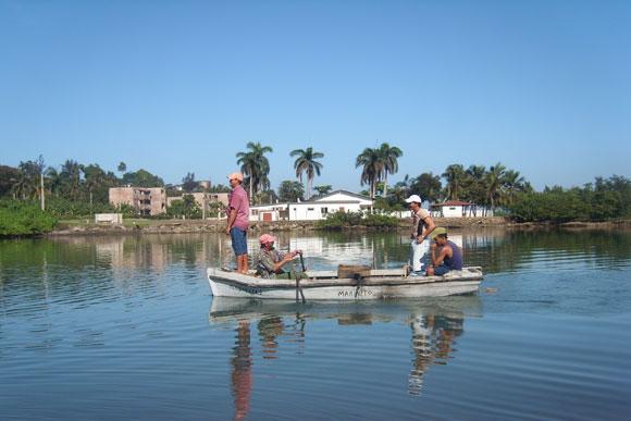 La Baha de Nipe desde Nicaro  Cubadebate