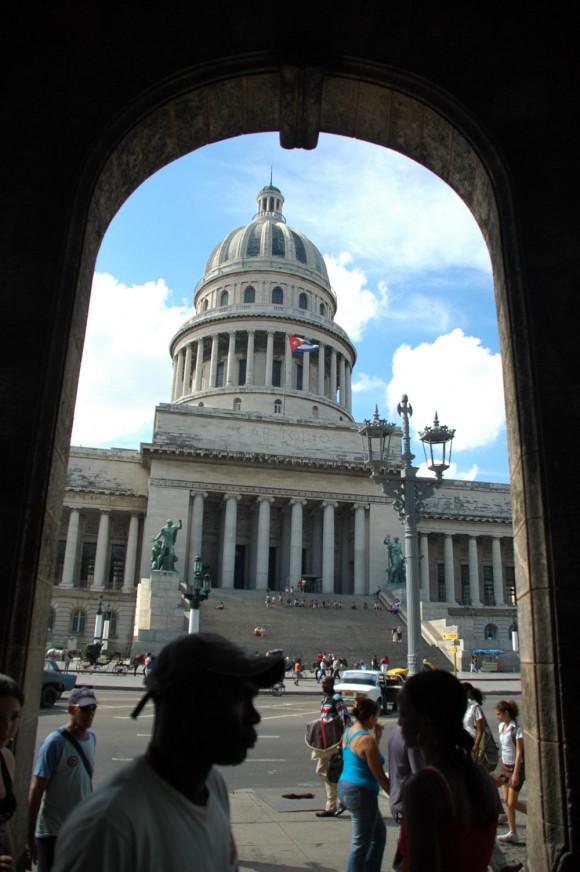 El Capitolio de La Habana (Foto: Kaloian)