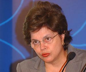 Dilma Rousseff, candidata presidencial en Brasil