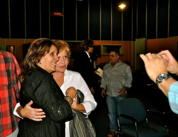 """Isabel Santos y Amaury Pérez en """"Con 2 que se quieren"""""""